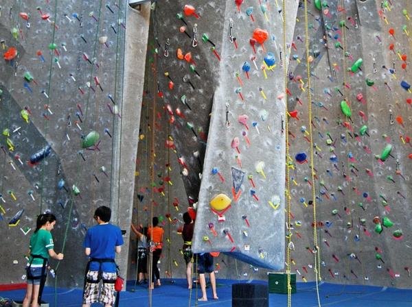 l escalade en salle est un sport extr 234 me mais abordable