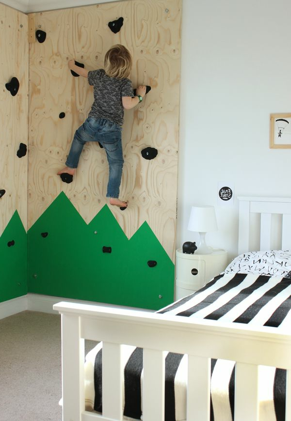 L 39 escalade en salle est un sport extr me mais abordable - Mur escalade enfant ...