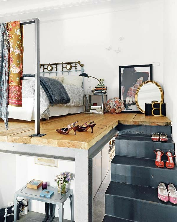 escalier-pour-mezzanine-appartemet-loft-original
