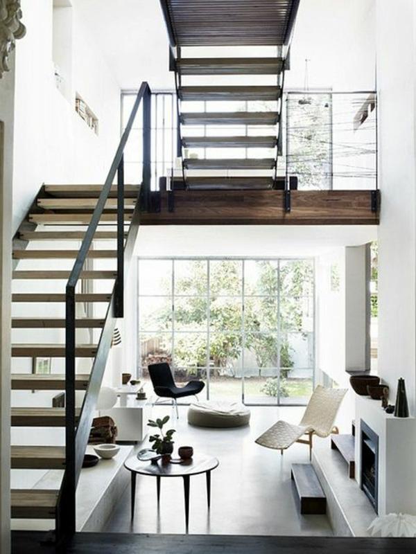 escalier-pour-mezzanine-intérieur-lumineux