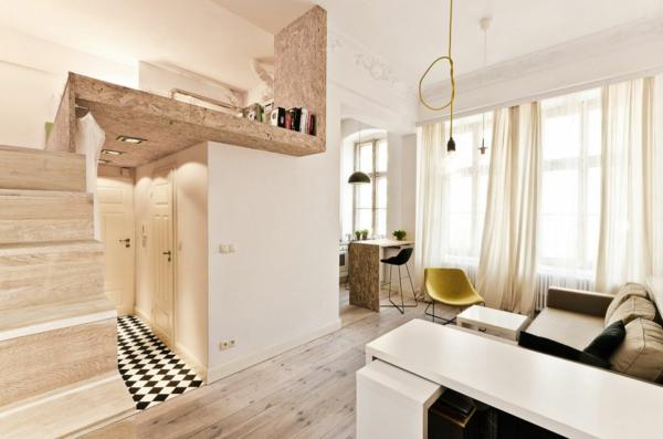 Choisir un escalier pour mezzanine pour son loft - Mezzanine verlichting ...