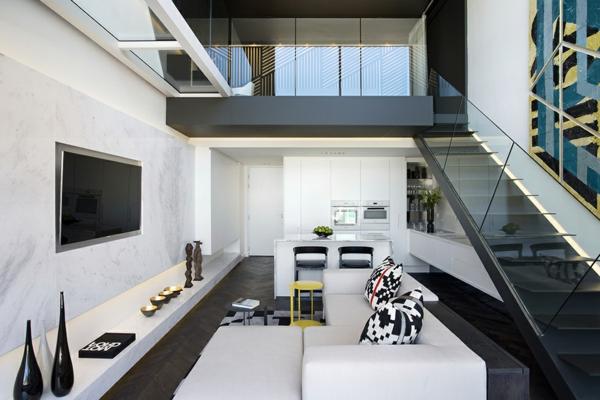 escalier-pour-mezzanine-un-duplex-élégant