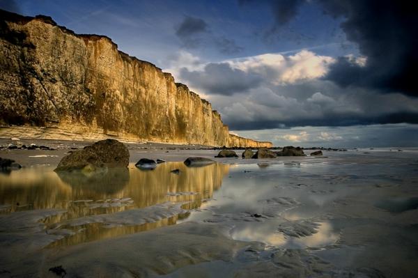 france-veules-la-mer-belle-de-les-Roses-plage-sable