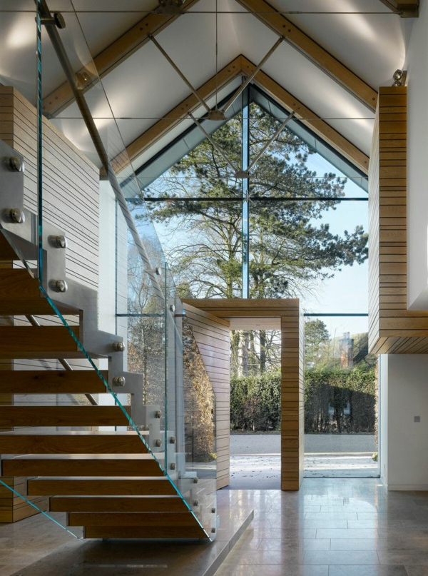 garde-corps-en-verre-designs-d'escaliers-modernes