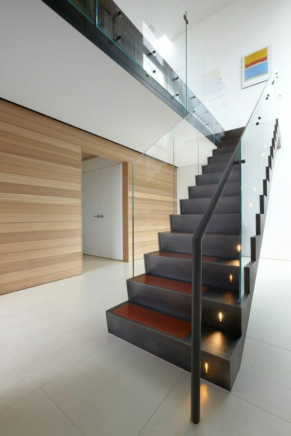 garde-corps-en-verre-escalier-super-élégant