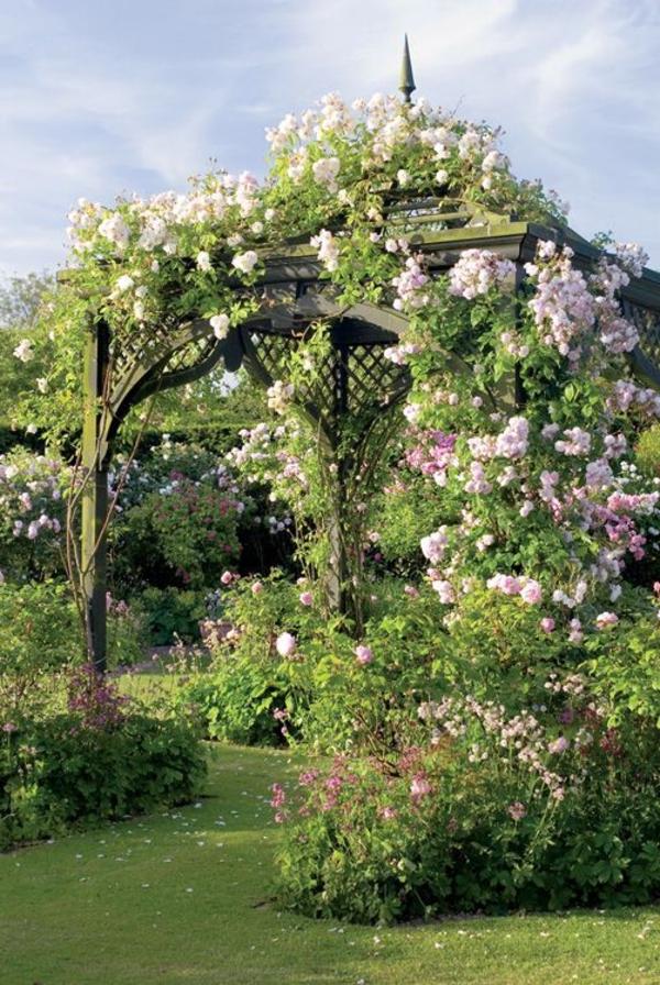 Quel kiosque de jardin pour le cour de vos r ves - Gloriettes de jardin ...