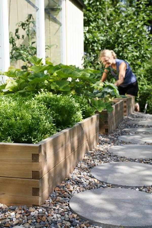 gravier-pour-allée-jardin-cour-maison-femme