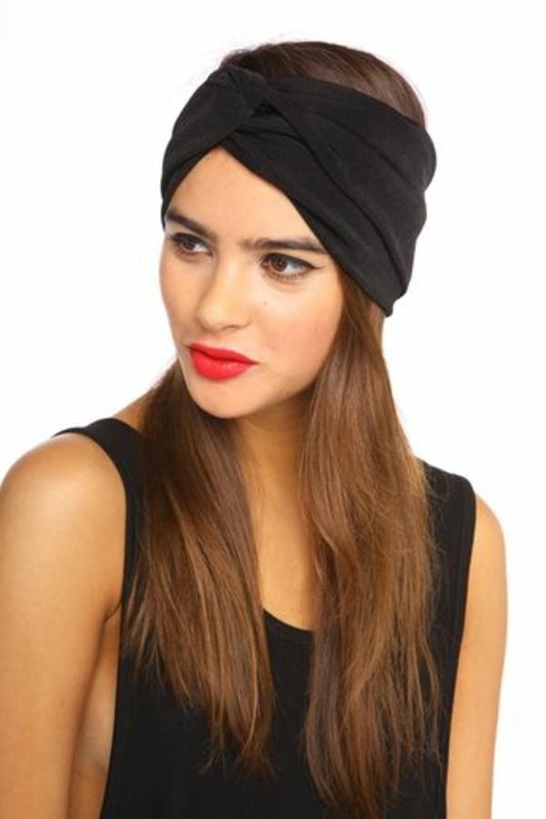 headband-noir-bandana-cheveux-barette-brune-fille
