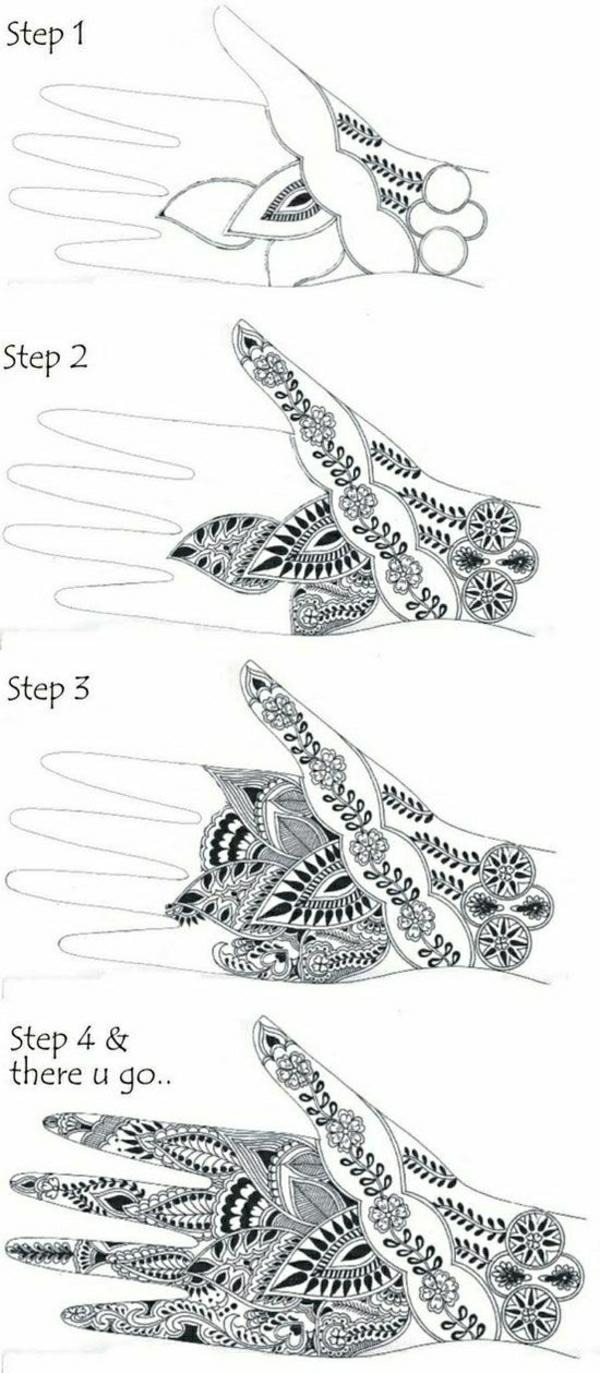 henné-naturel-décoration-tatouage-main-idee-grapgique-motifs