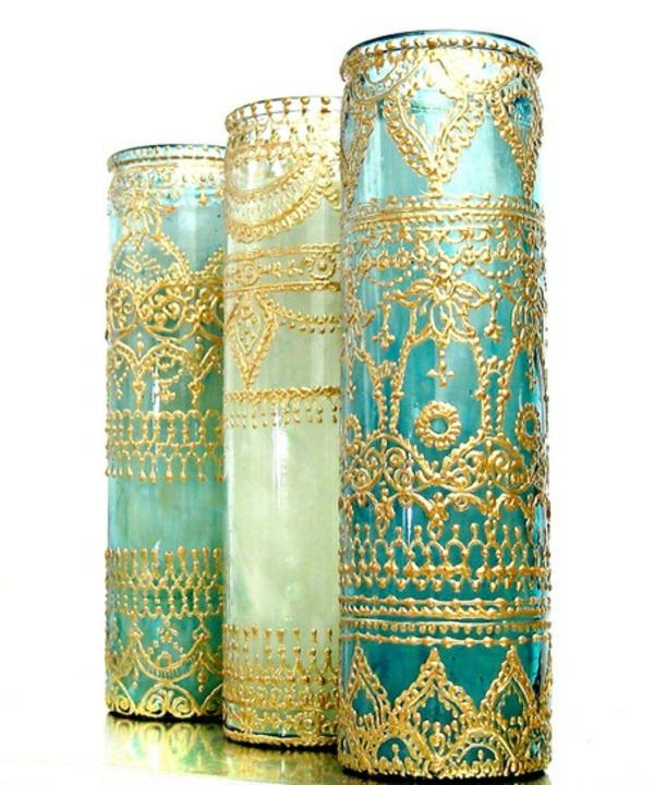 henné-naturel-décoration-tatouage-pour-bougies