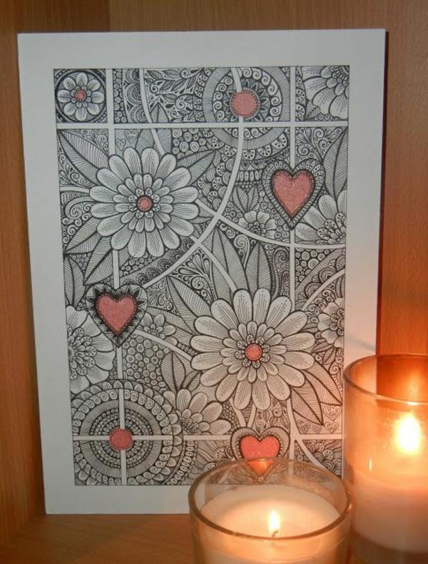 henné-peinture-motifs-coeur-fleurs-graphique-style