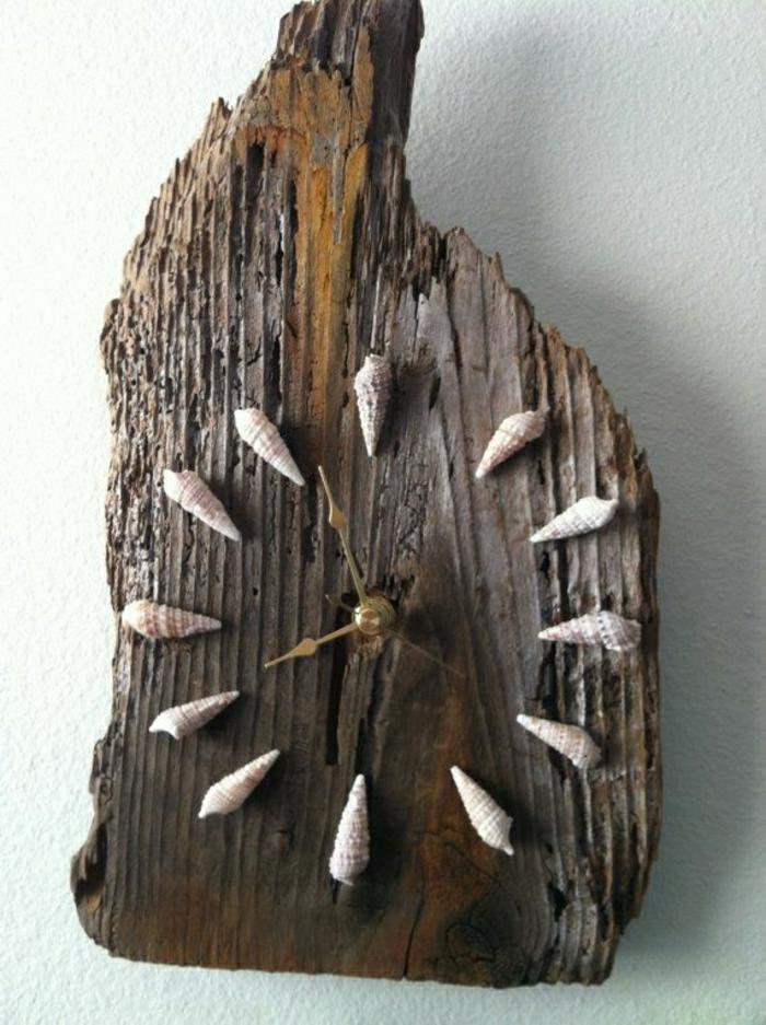horloge-design-insolite-décorative-horloge-en-bois-arbre