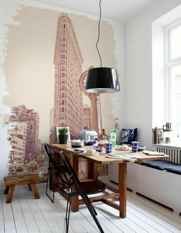 idée-décoration-salon-mur-original