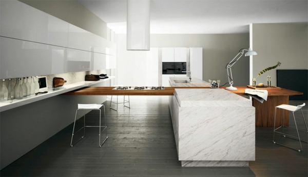 idee-deco-cuisine-moderne-blanche-marbre