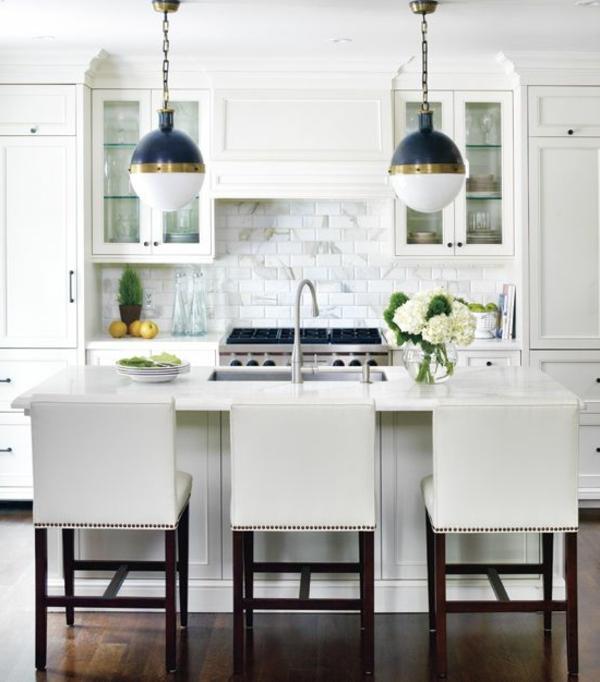 Les cuisines contemporaines fonctionnelles et styl es for Deco cuisine contemporaine