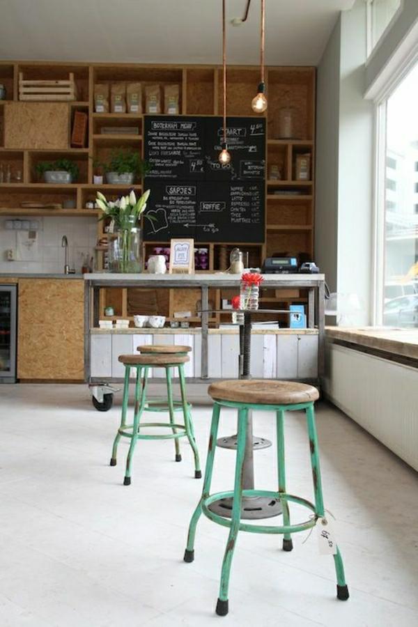 intérieur-moderne-industriel-chaises-en-fer-bar-fleurs-fenetre-grande