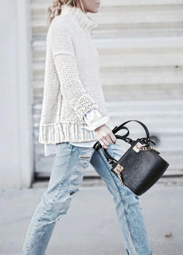 jean-taille-haute-feminine-tenue-jours-froides