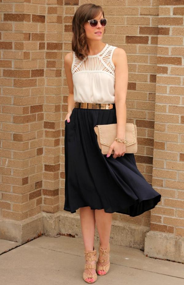 jupe-longue-noir-lunettes-de-soleil-femme-mode-sac-a-main