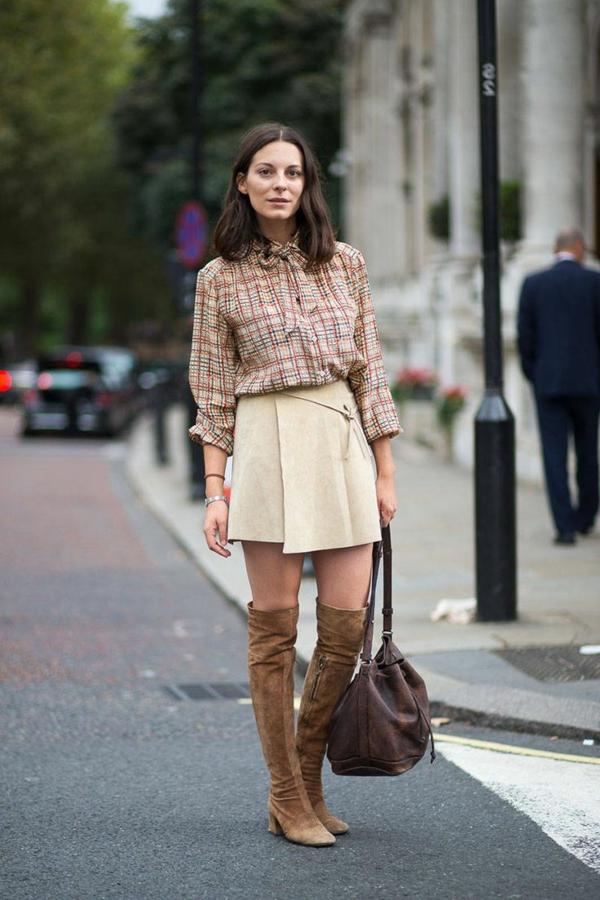 jupe-portefeuille-idées-de-tenues-casuelles