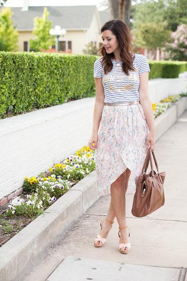 jupe-portefeuille-tenue-d'été-féérique