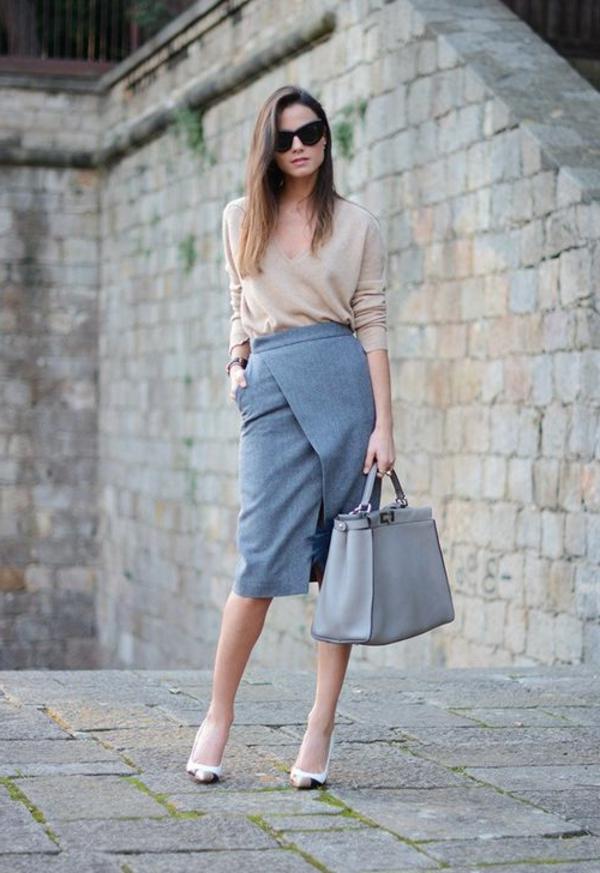 jupe-portefeuille-tenue-d'office