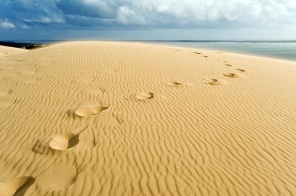 la-dune-du-pilat-des-pas-dans-le-sable