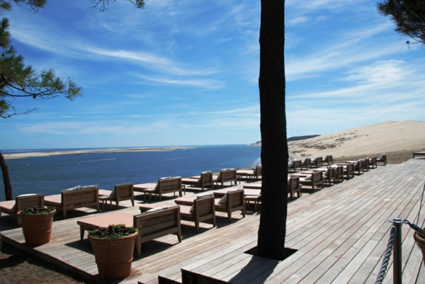 La dune du pilat destination magique pour vos vacances - Restaurant dune du pilat ...