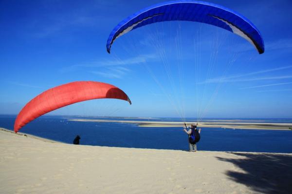 la-dune-du-pilat-parapente