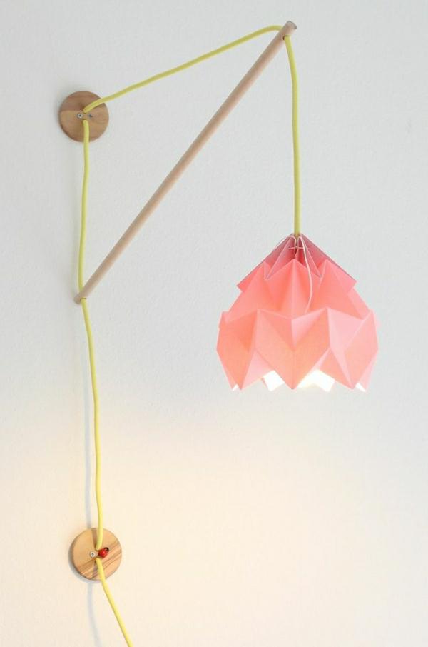 lampe-lecture-en-tissu-rose-lampe-liseuse-pour-livre-chambre