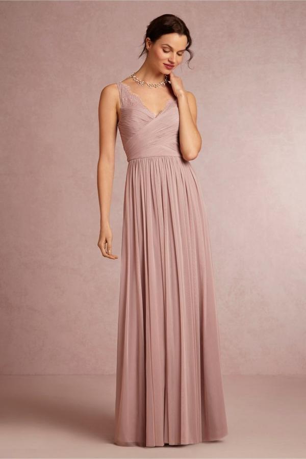 La Robe De Mariée Rose 60 Idées Originales Archzinefr