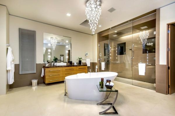 Charmant Plafonnier Salle De Bains #4: Lustre-en-cristal-chandelier-moderne-pour-la-salle-de-bains.jpg