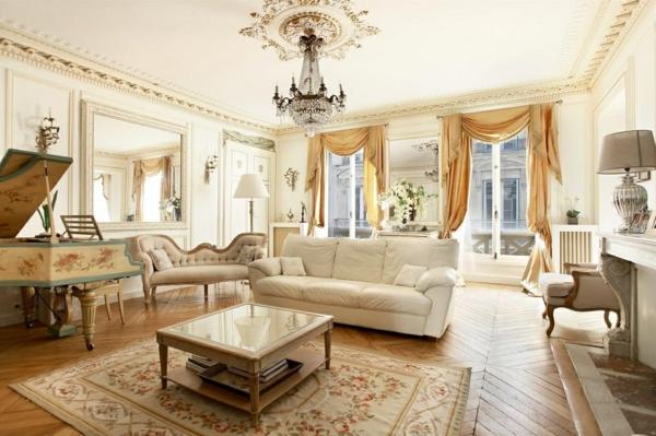 lustre-en-cristal-tapis-marocain-grand-piano