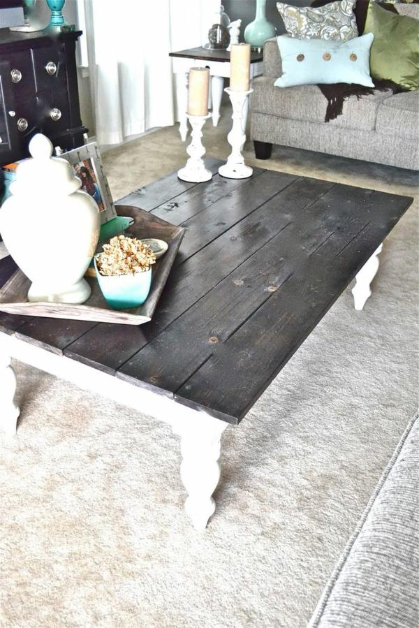 50 idees pour une table basse avec palette for Tapis moderne avec canapé texas