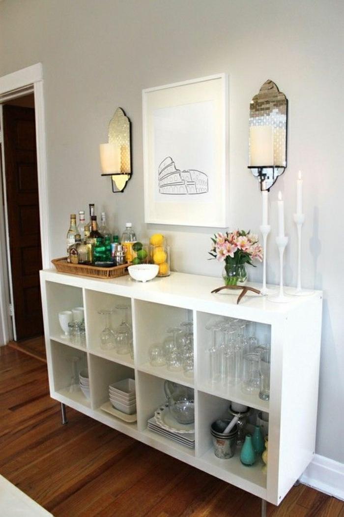 meubles-d-appoint-en-forme-de-cubes-en-bois-meuble-d-entrée-idée-parquet