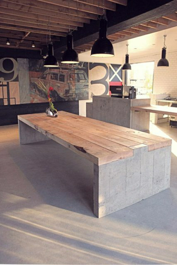 meubles-industriels-table-basse-industrielle-cuisine-studio-vaste