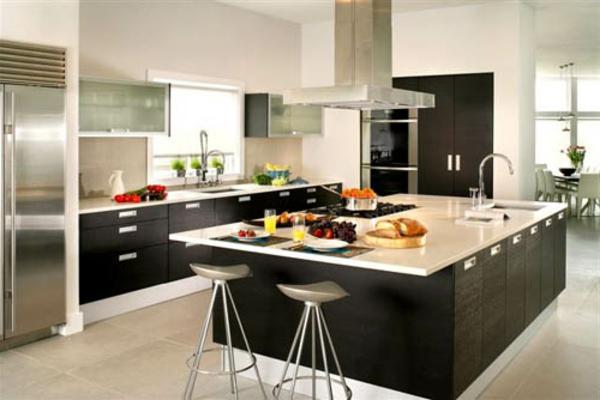 Les cuisines contemporaines fonctionnelles et stylées! - Archzine.fr
