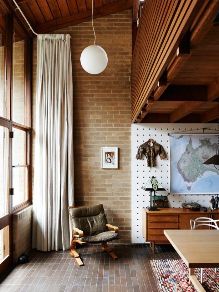 mur-en-brique-appartement-avec-mezzanine