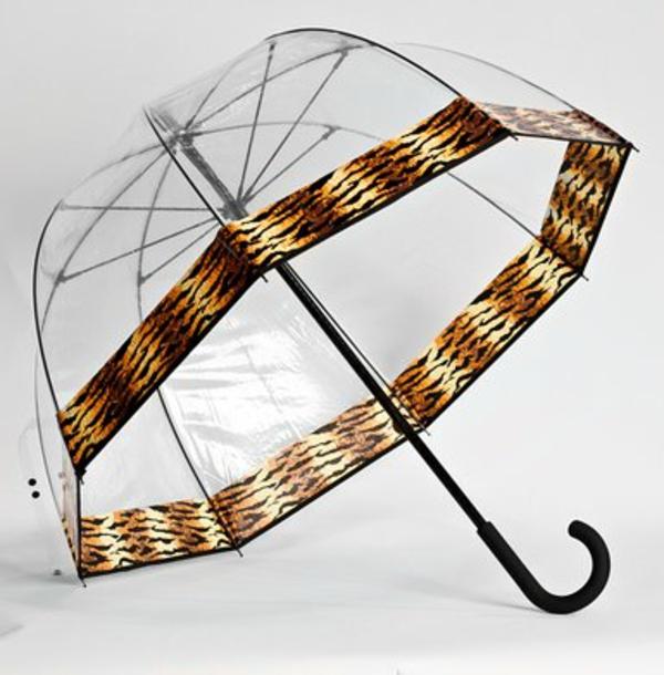 parapluie-transparent-à-motif-animal