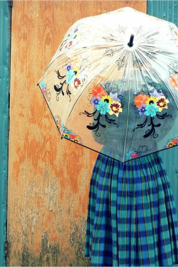 parapluie-transparent-avec-des-dessins-de-jolie-fleurs