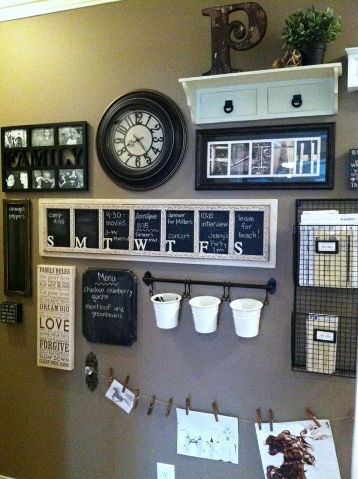 pendule-design-originale-élégante-mur-blanc-horloge-murale-style-rétro-chic-cuisine