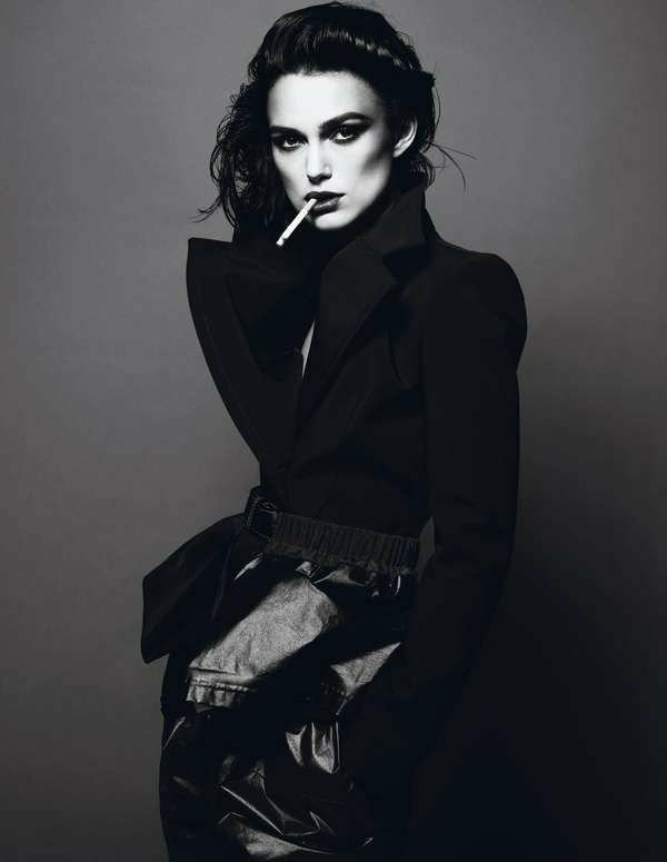 photographie-actrisse-noir-et-blanc-portrait-Keira-Knightley-photo-jolie