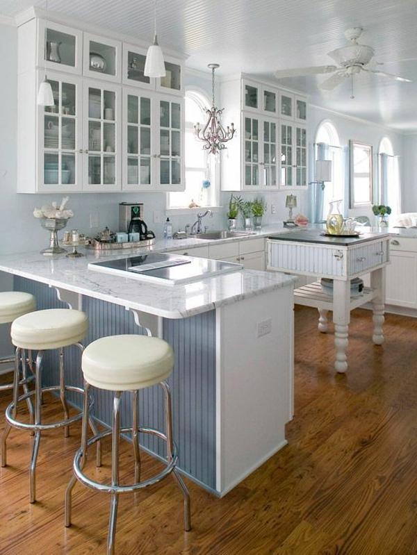 plan-de-travail-en-marbre-parquet-massif-plancher-en-bois-blanc