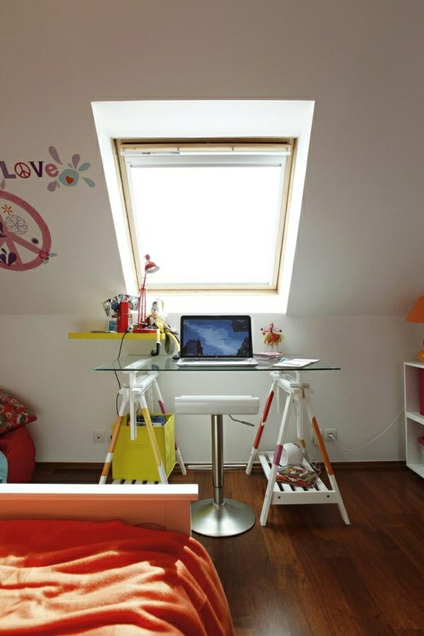 Le plateau de bureau en verre pour votre office la maison for Plateau de bureau en verre serigraphie