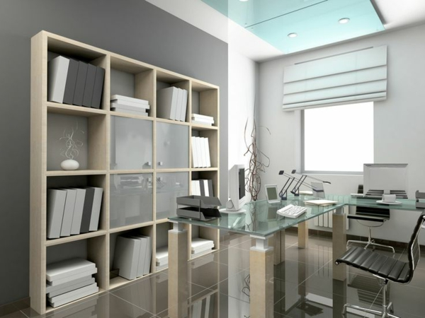 plateau-de-bureau-en-verre-office-moderne-et-élégant