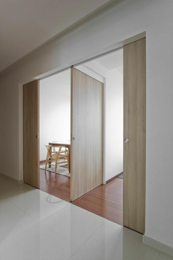 porte-coulissante-intérieur-porte-en-bois-carrelage-parquet-porte-en-bois