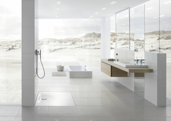 receveur-de-douche-extra-plat-salle-de-bains-blanche