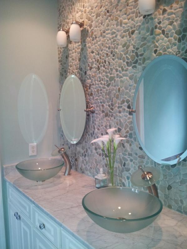 robinet-cascade-deux-vasques-rondes-verre-trempé