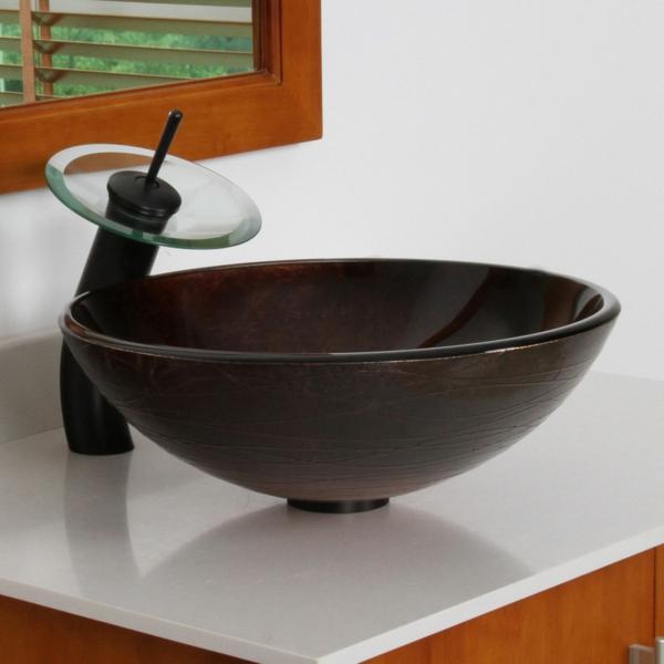 robinet-cascade-vasque-ronde-à-poser