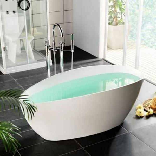 robinetterie-de-baignoire-mitigeurs-modernes