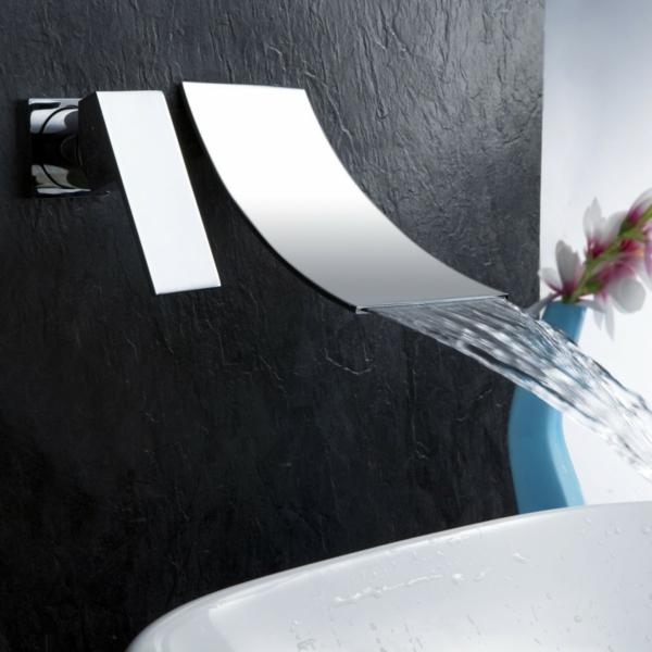 robinetterie-de-baignoire-robinet-incroyable-à-une-poignée
